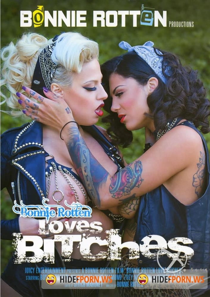 Bonnie Rotten Loves Bitches [DVDRip]