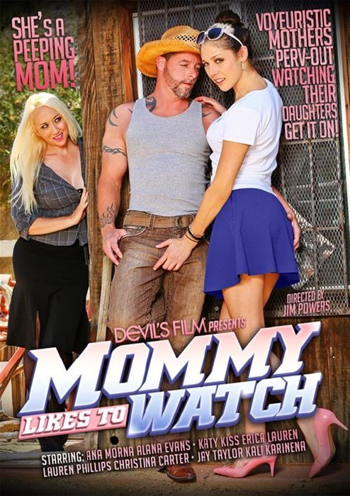 Mommy Likes to Watch (2016/WEBRip/SD)