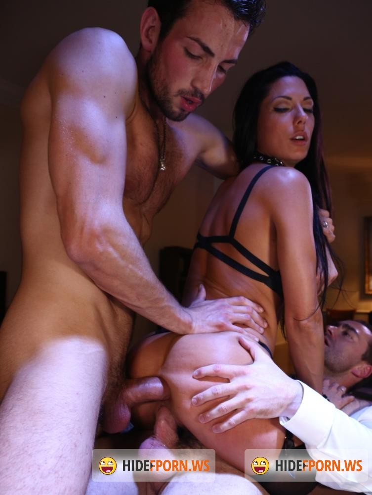 DorcelClub - Alexa Tomas - Luxure - Alexa Tomas gets banged by 2 men [FullHD 1080p]