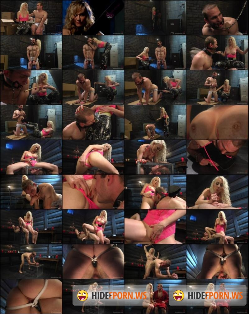 DivineBitches.com/Kink.com: Lorelei Lee, Jonah Marx - The Clear Box of Tease and Torment! [SD 540p]
