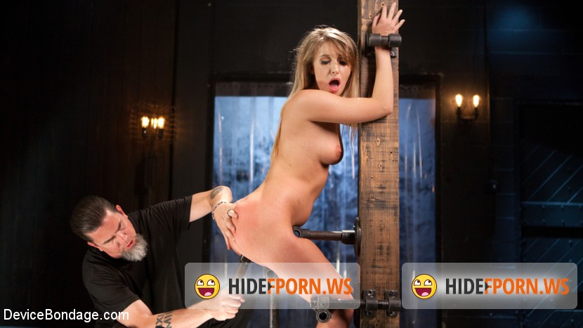 DeviceBondage.com/Kink.com: Harley Jade, The Pope - Punishing the New Slut [SD 540p]