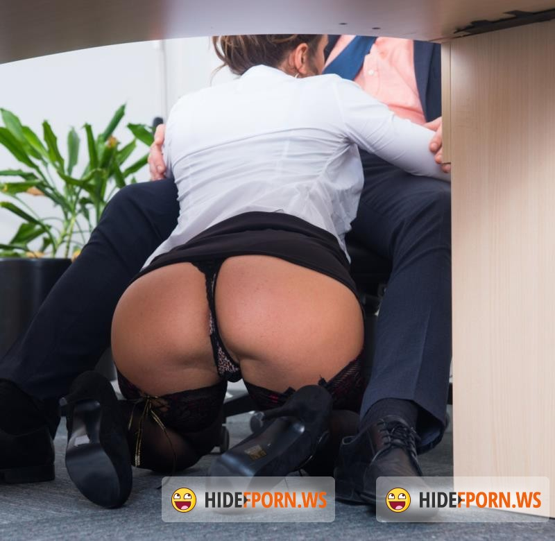 Private.com - Julia Roca - Has Her Hairy Pussy Pounded in the Office [SD 480p]