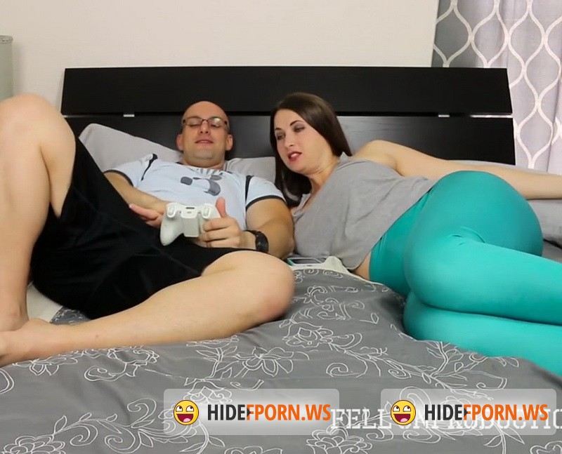 Fell-OnProductions.com/Clips4Sale.com - Madisin Lee - Gamer Stepson [HD 720p]