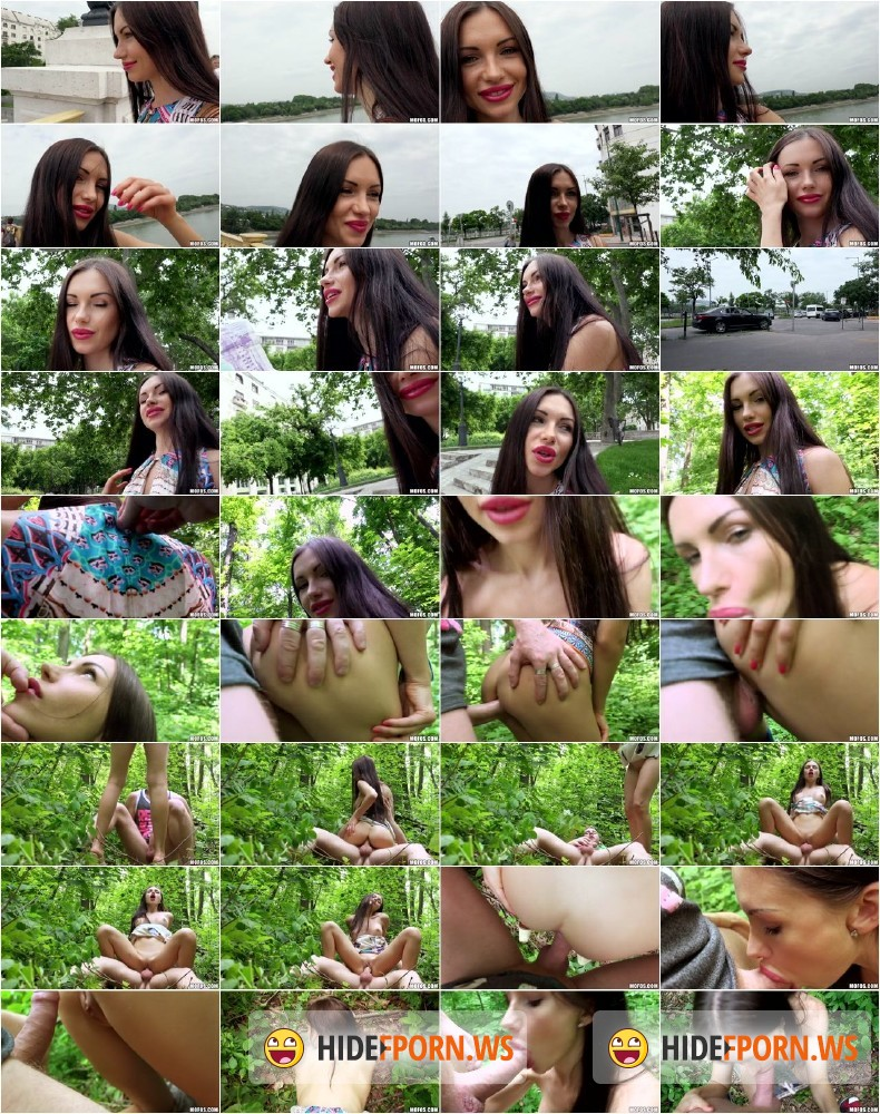PublicPickUps.com/Mofos.com - Sasha Rose - Russian Brunette Fucks Outdoors [SD]