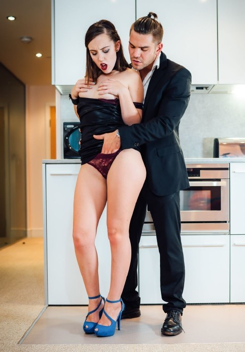 DaringSex.com - Zoe Doll, Juan Lucho - Be Gentle With Me, Scene 5 [FullHD]