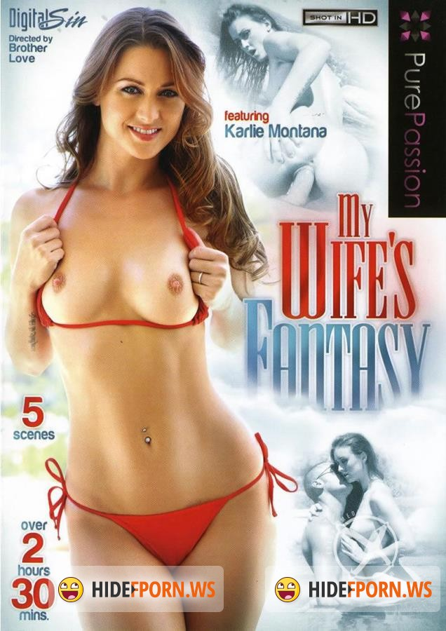 My Wifes Fantasy [2016/DVDRip]