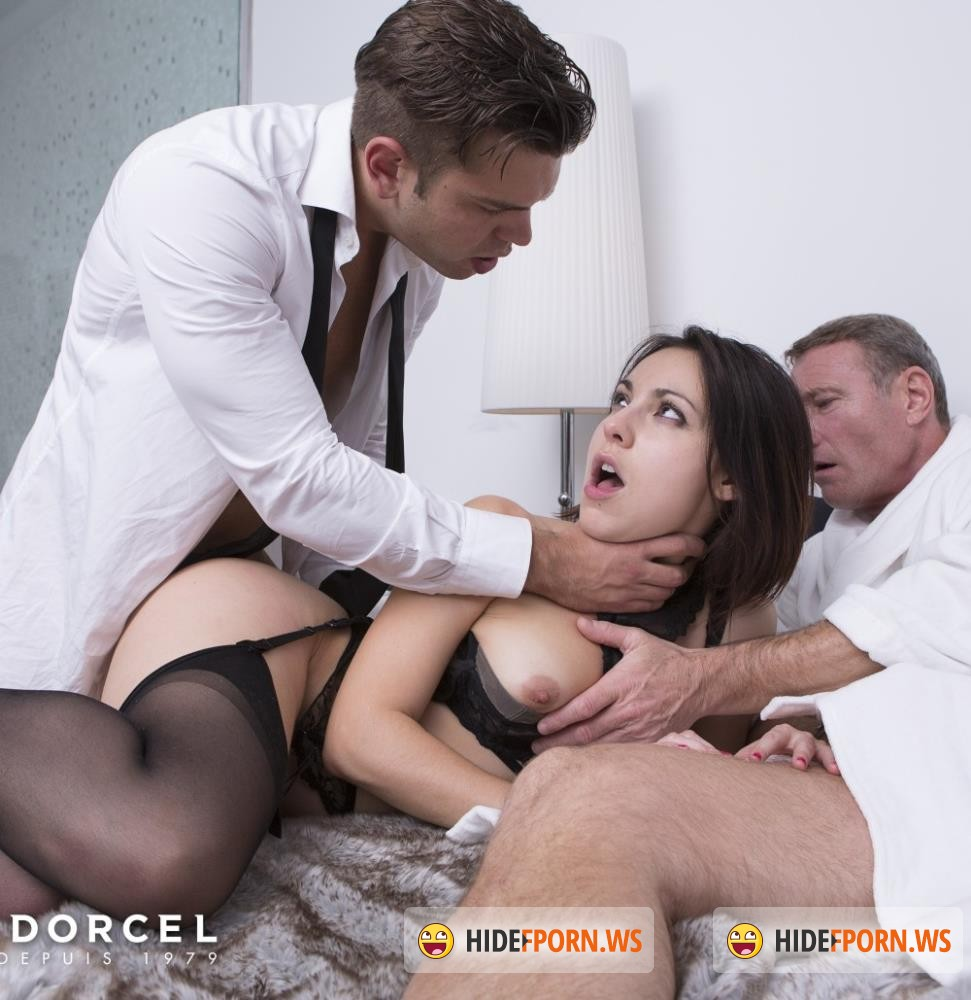 DorcelClub - Ines Lenvin - Luxure - Ines Lenvin, Sodomized In Front Of Her Husband [HD 720p]