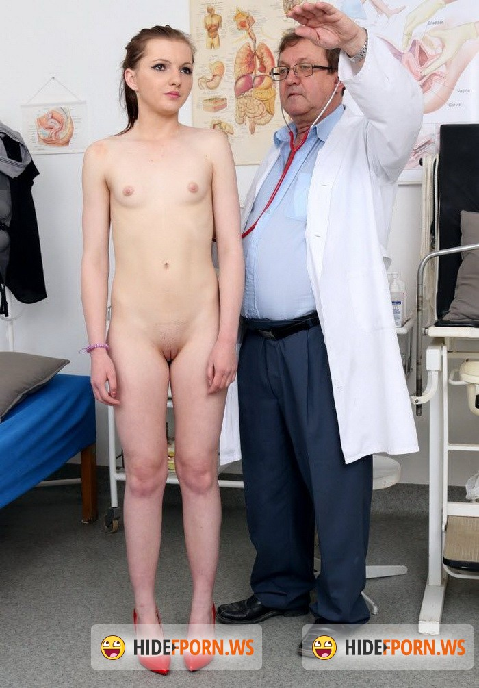 ExclusiveClub.com/FreakyDoctor.com - Romi - 18 years girls gyno exam [HD 720p]
