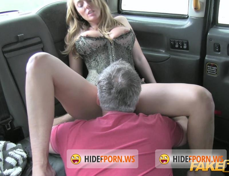 FakeTaxi.com - Stacey Saran - Sexy Mature MILF in Lingerie [FullHD 1080p]