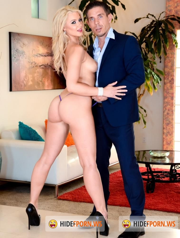 EvilAngel - Anikka Albrite, Mick Blue, Eric Everhard - Anikkas Surprise Birthday Double Penetration [HD 720p]