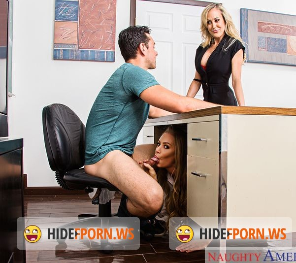 MyFirstSexTeacher.com/NaughtyAmerica.com - Brandi Love, Nicole Aniston - My First Sex Teacher [SD]