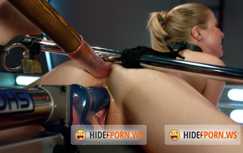 FuckingMachines.com/Kink.com - Penny Pax - Blonde Hardcore: Machines, Dicks on Sticks, Double Penetration, Mega Os [HD 720p]