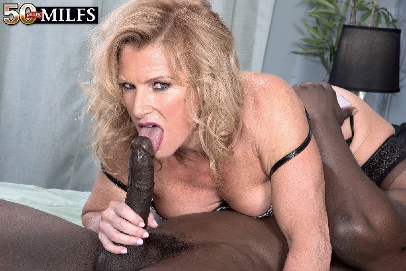 50PlusMilfs.com/PornMegaLoad.com - Amanda Verhooks - Amanda Verhooks, black cock ass slut [HD 720p]