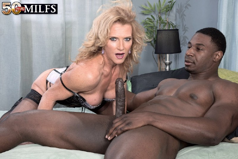 50PlusMilfs.com/PornMegaLoad.com - Amanda Verhooks - Amanda Verhooks, black cock ass slut [SD]