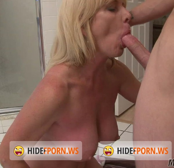 MonstersOfJizz.com - Janin - Blowjob From Stepmom [FullHD 1080p]