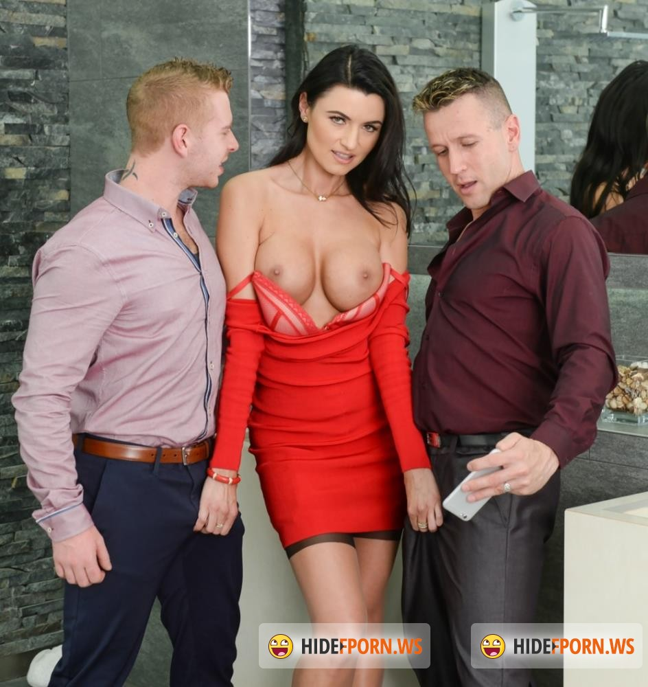 DPFanatics/21Sextury - Ania Kinski, Csoky Ice, Chad Rockwell - Giving It Up for the Boys [FullHD 1080p]