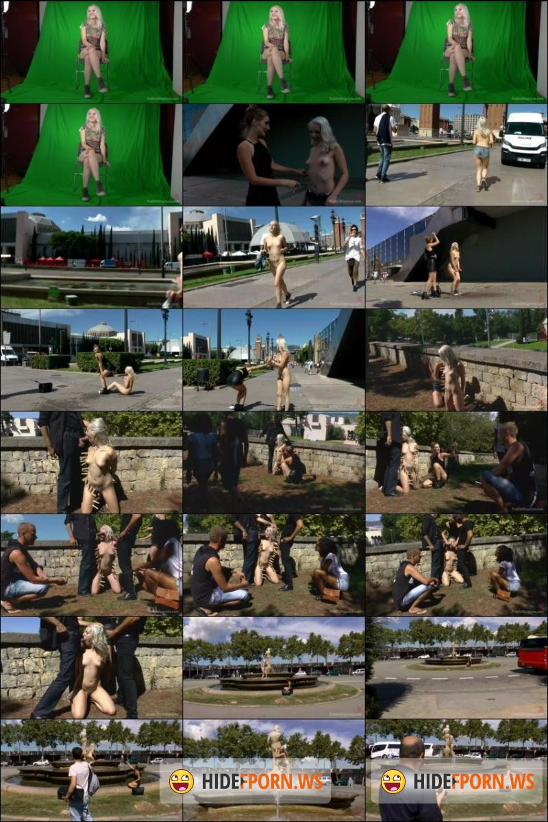 PublicDisgrace.com/Kink.com: Mona Wales, Liz Rainbow, Juan Lucho - The Humiliation of Liz Rainbow - Part 1 Fitness Domination [SD 540p]