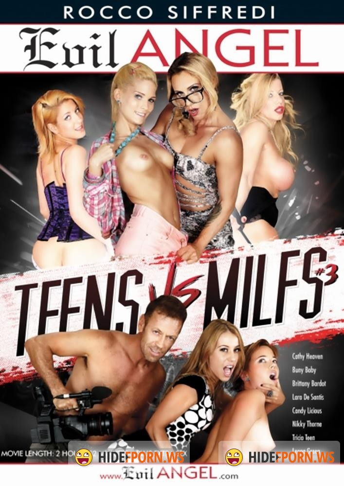 Teens Vs MILFS 3 [WEBRip/HD]