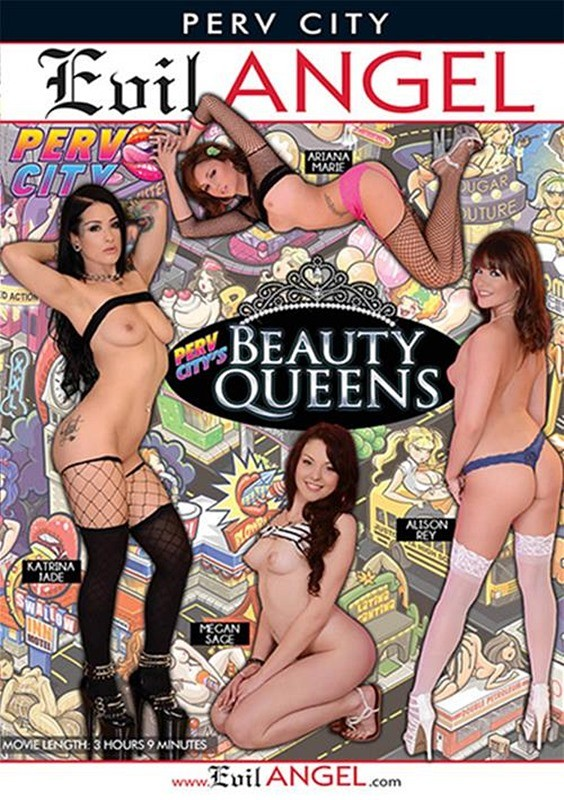 Perv Citys Beauty Queens [2016/WEBRip/FullHD 1080p]