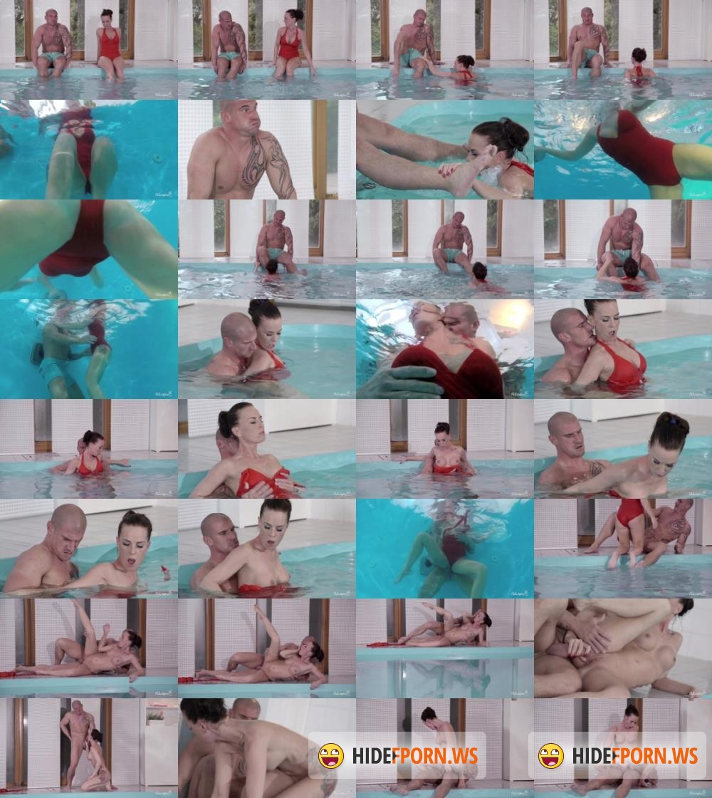 Relaxxxed/PornDoePremium - Alicia Wild, Max Born - Big titted lady in red in hardcore sex edition [FullHD 1080p]