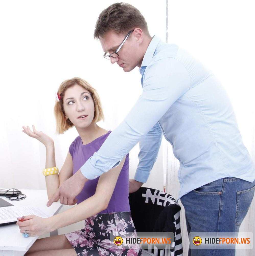 FuckStudies/TeenMegaWorld - Meloney Blond - Sex With IT GUy [FullHD 1080p]