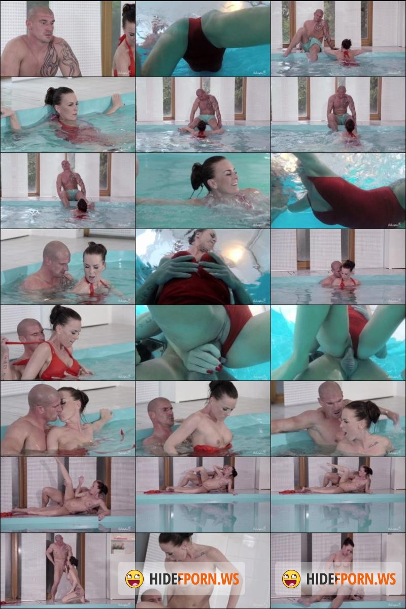 Relax Porn: Alicia Wild - Big titted lady in red in hardcore sex edition [SD 480p]