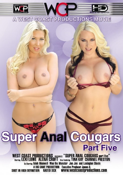 Super Anal Cougars 5 (2016/WEBRip/SD)