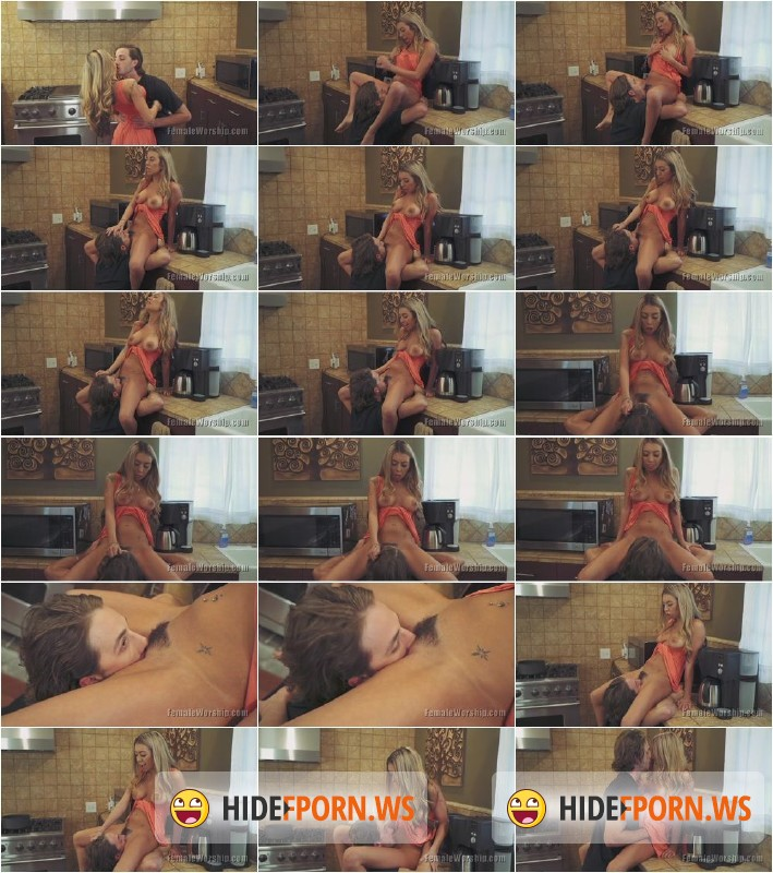 FemaleWorship.com - Kat - Call Me When Dinner Is Ready [HD 720p]