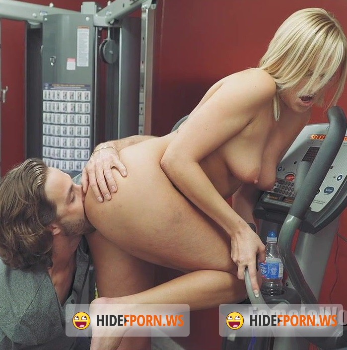 FemaleWorship.com - Kate - How Does My Sweaty Ass Taste? [HD 720p]