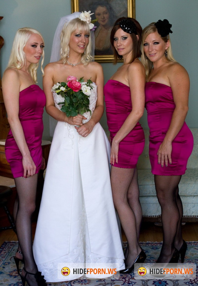 WhippedAss.com/Kink.com - Lorelei Lee, Cherry Torn, Dia Zerva, Maitresse Madeline - A Very Cherry Wedding [HD 720p]