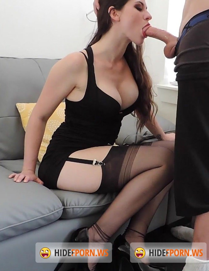 Clips4sale.com - Ashley Alban - Short BJ Before the Party [FullHD 1080p]