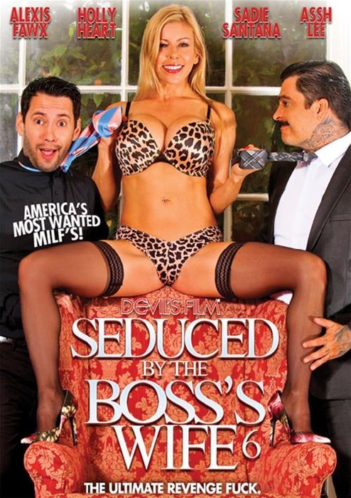 Seduced By The Bosss Wife 6 (2016/WEBRip/SD)