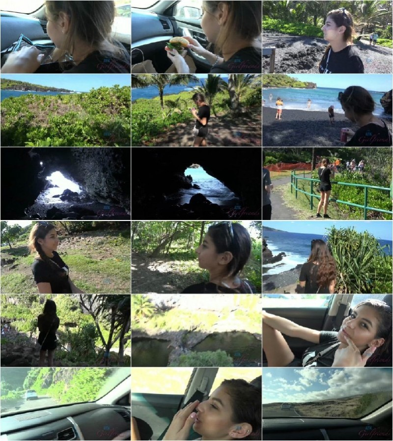 AtkGirlfriends.com - Nina North - Its time to explore the island with Nina North [FullHD 1080p]
