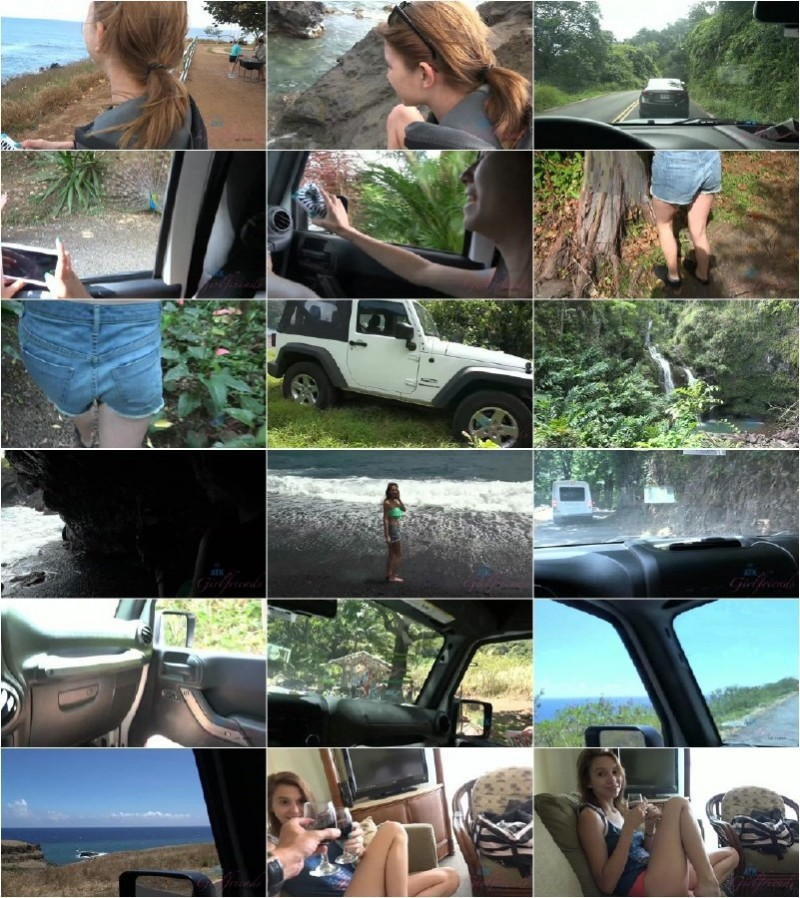 AtkGirlfriends.com - Cece Capella - Youre off with Cece on another adventure [FullHD 1080p]