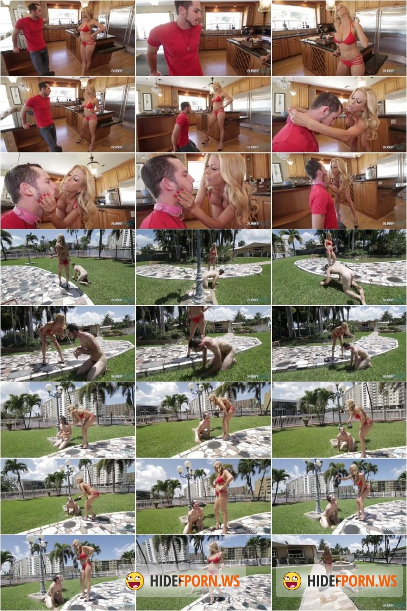 SubbyHubby.com - Alexis Fawx - Alexis Fawx Walking Her Pet [FullHD 1080p]