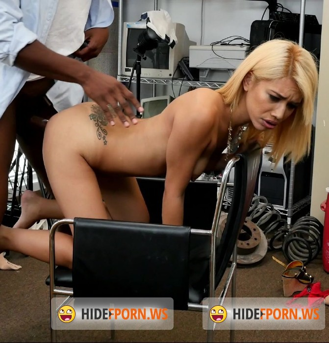 BlackLoads.com - Giselle D. Ambrosia - Spanish Broad Taking This Long Cock [FullHD]