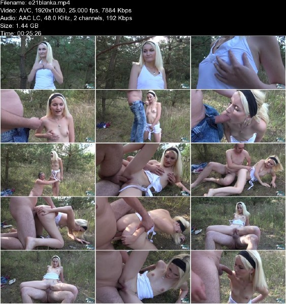 MyFirstPublic.com - Blanka - Teen First Fuck With Teacher [FullHD 1080p]