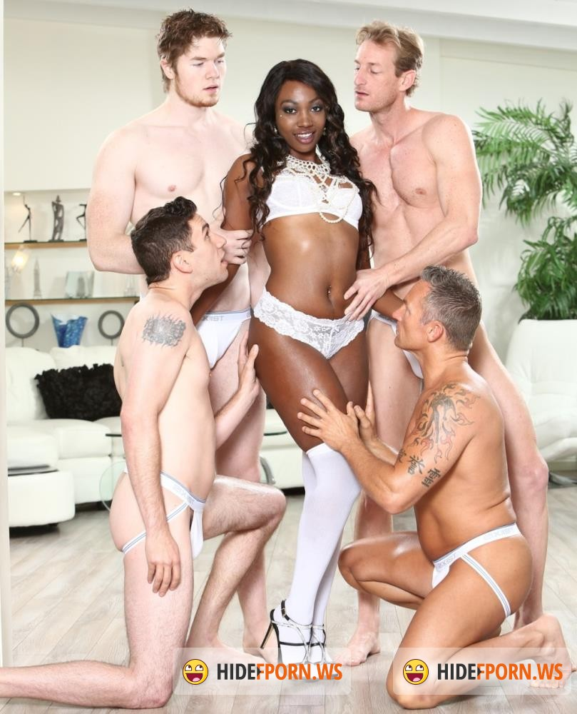 DevilsFilm - Skyler Nicole, Ryan Mclane, Brad Knight, Marcus London, Jake Jace - White Out 3 [HD 720p]
