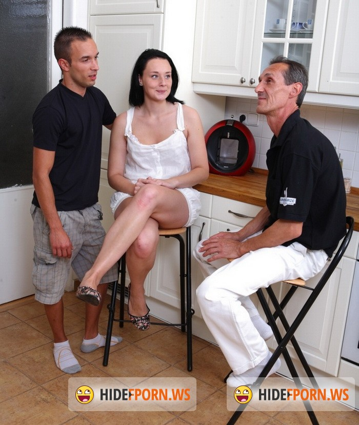 OldGoesYoung.com - Tiffany - Tiffany goes along to see an older guy with her boyfriend [FullHD 1080p]