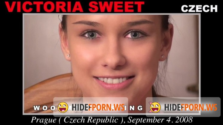 WoodmanCastingX.com - Victoria Sweet - Hard - Anal In Bed [FullHD 1080p]