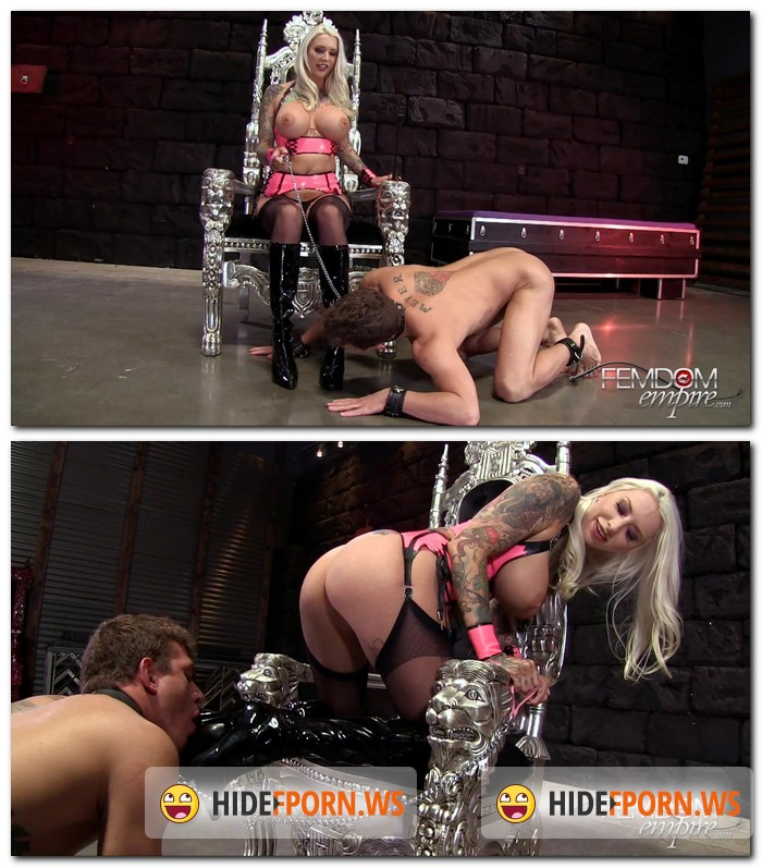 Fem Empire: Rachael Rampage - Filthy Boot Servant [FullHD 1080p]