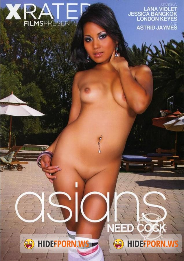 Asians Need Cock [2016/DVDRip]