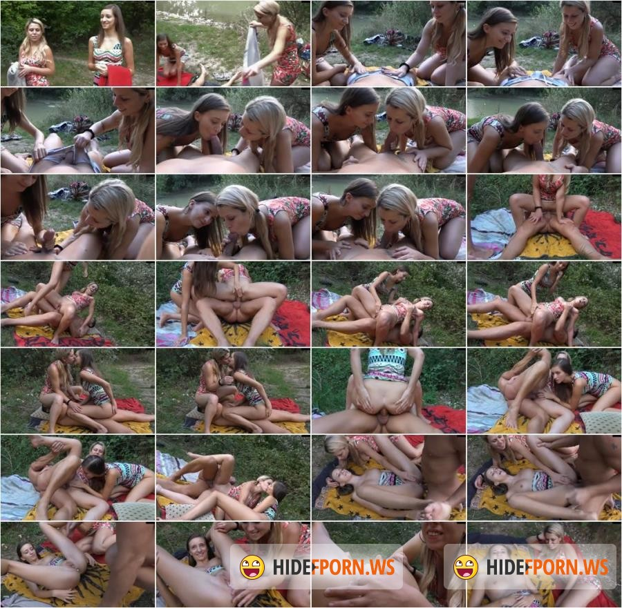 MyDirtyHobby.com - SexyRia - Two Teens Hardcore Sex Outdoor [FullHD 1080p]