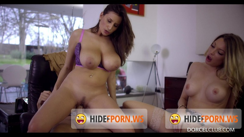 DorcelClub.com - Sensual Jane, Tamara - Horny MILFS want young cock - My mother prefers young men [FullHD 1080p]