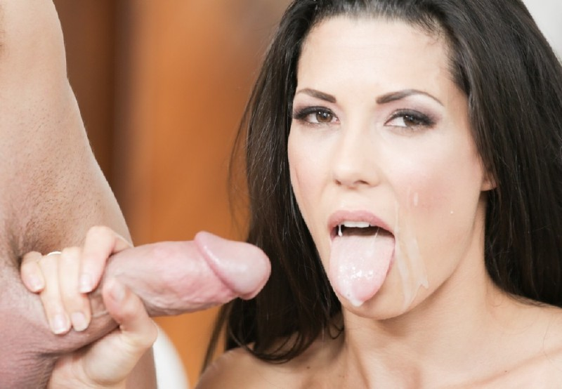PeterNorth.com - Alexa Tomas - Deep Throat This - Swallow Edition, Scene 2 [FullHD 1080p]