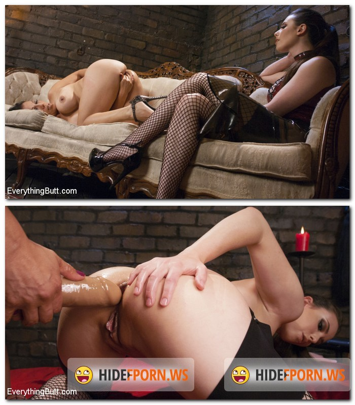 EveryThingButt.com/Kink.com: Casey Calvert,Izamar Gutierrez - Izamar Gutierrezs 10 year analversary gift for her Husband [SD 540p]