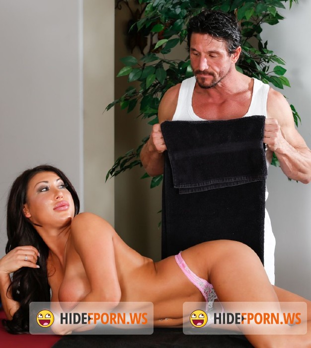 Fantasymassage.com - August Taylor, Tommy Gunn - To Protect And Service [FullHD]