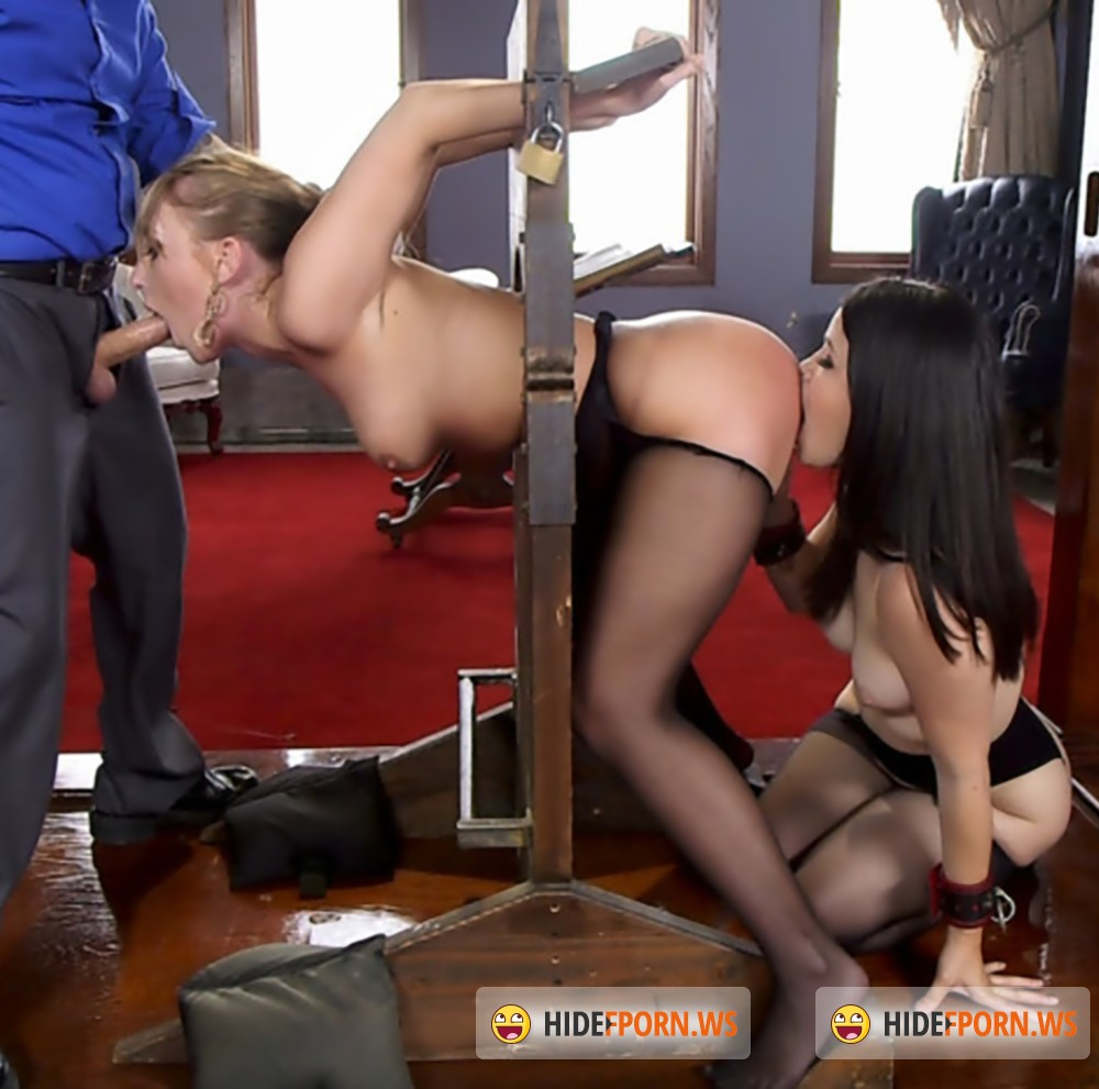 TheupperFloor/Kink - Yhivi, Harley Jade, Tommy Pistol - Serving the House: Babe Realtor Punish Fucked [HD 720p]