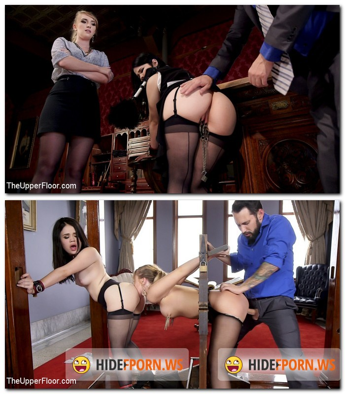 TheupperFloor.com/Kink.com: Yhivi, Harley Jade - Serving the House: Babe Realtor Punish Fucked [SD 540p]