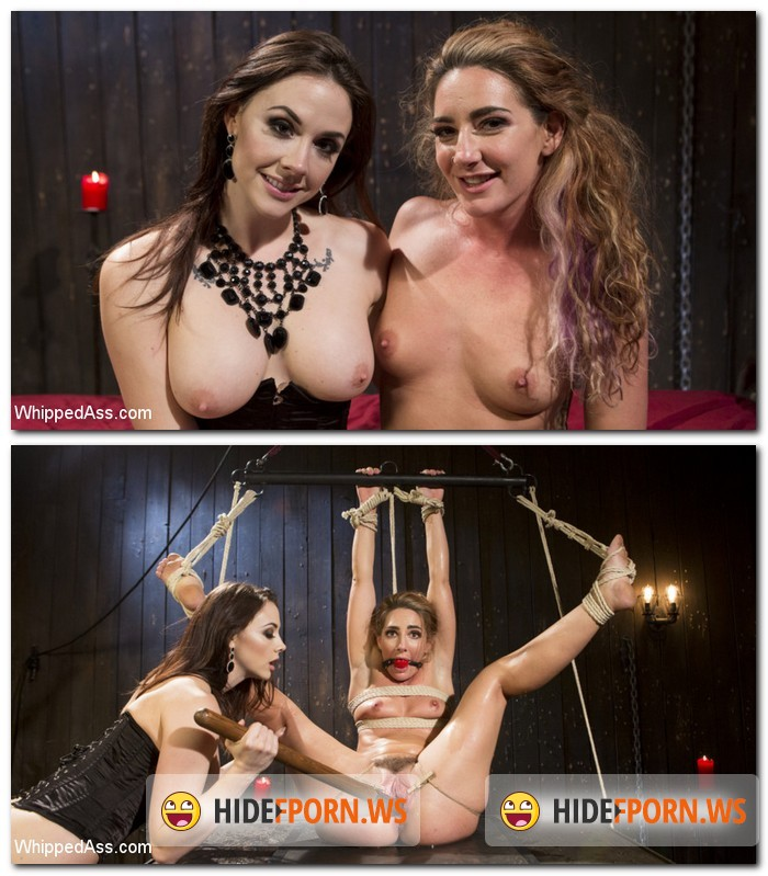 WhippedAss.com/Kink.com: Chanel Preston, Savannah Fox - Mistress Chanel Prestons Squirting Submissive Lesbian Sex Slave [SD 540p]
